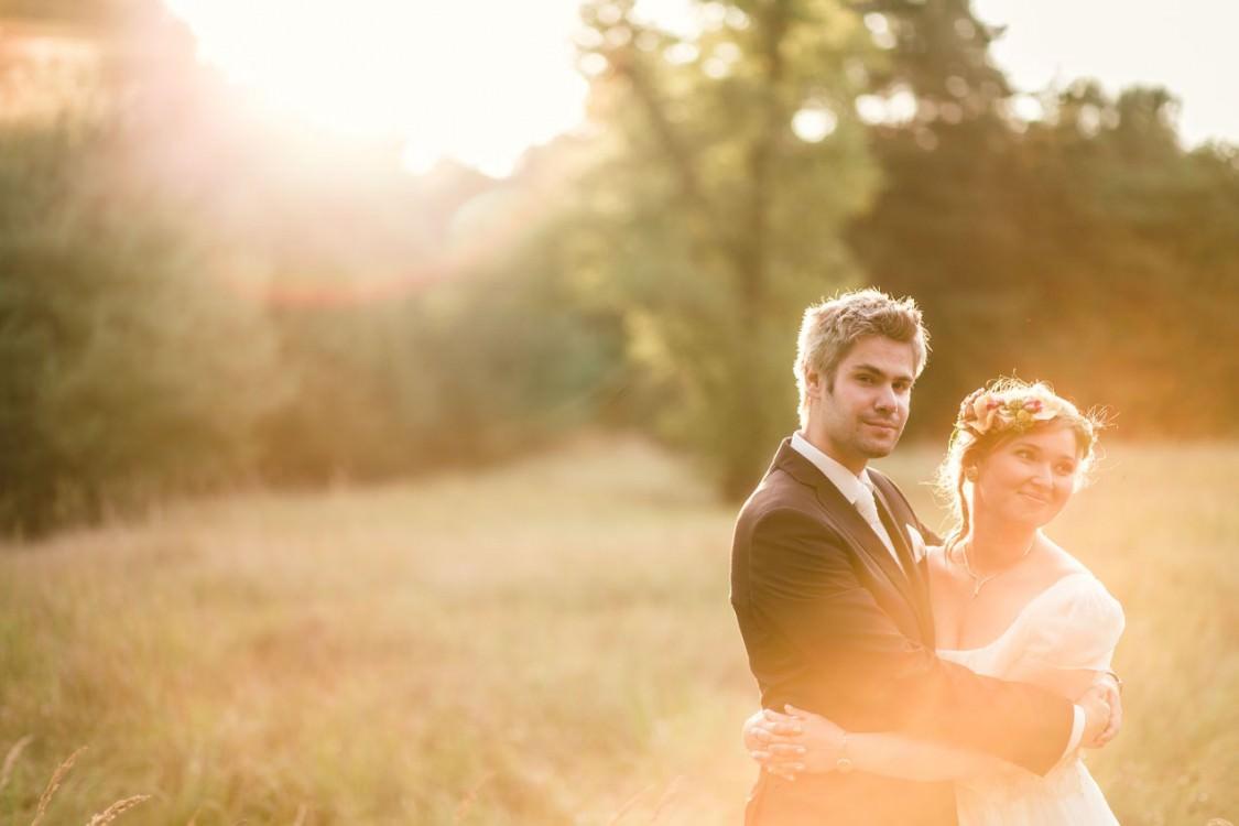Fotograf ślubny Nikodem Pietras, zdjęcie z sesji ślubnej w lesie w Poznaniu