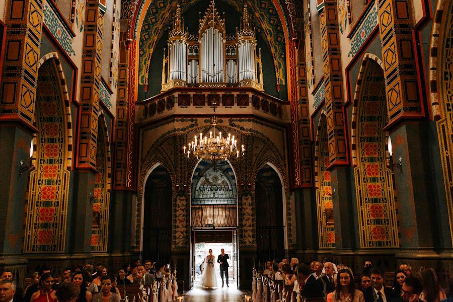 przepiękny kościół w Turku